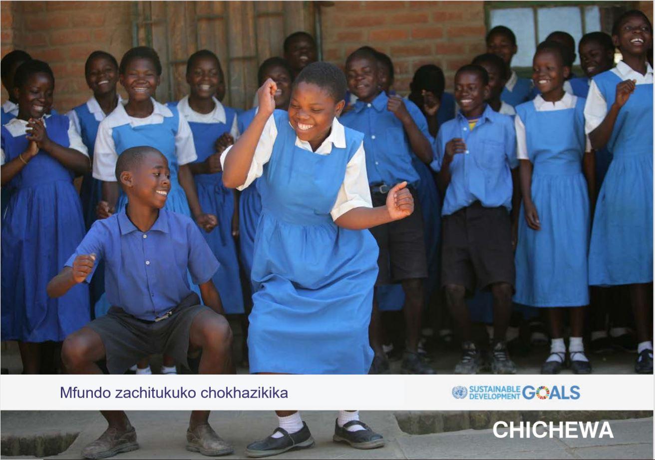 Chichewa SDG Booklet