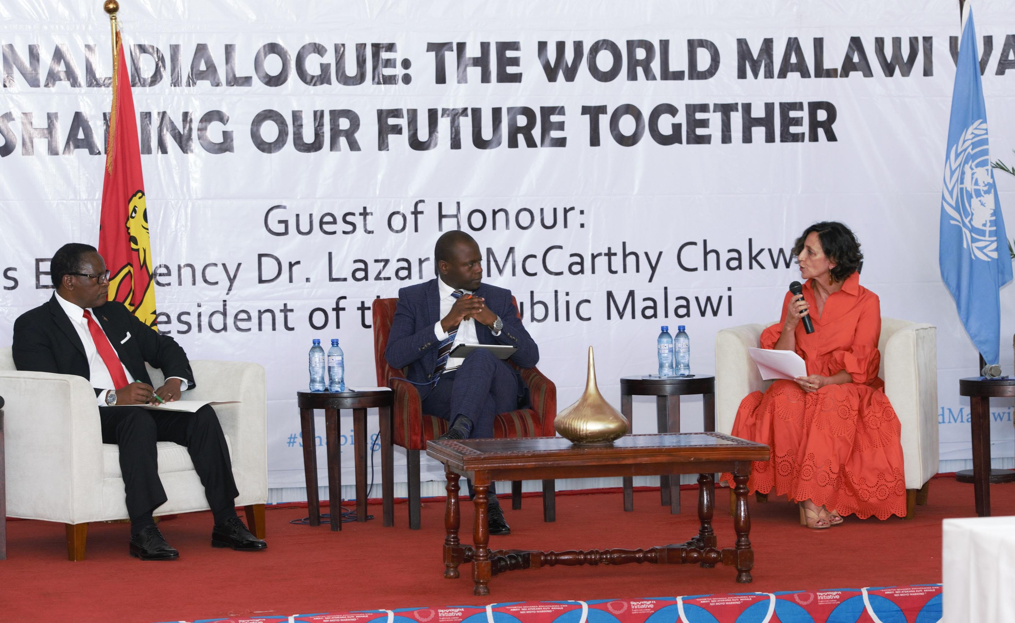UN75 Dialogue