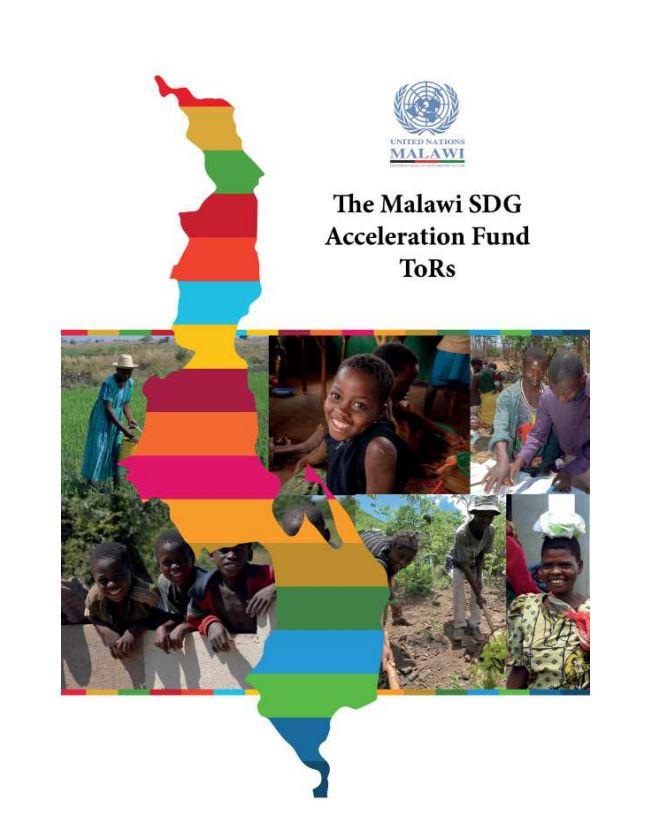 SDG Acceleration Fund ToRs