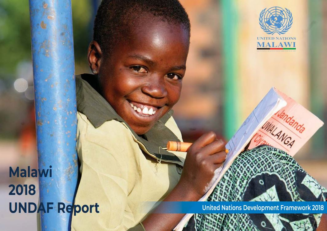 2018 Annual Report - Malawi