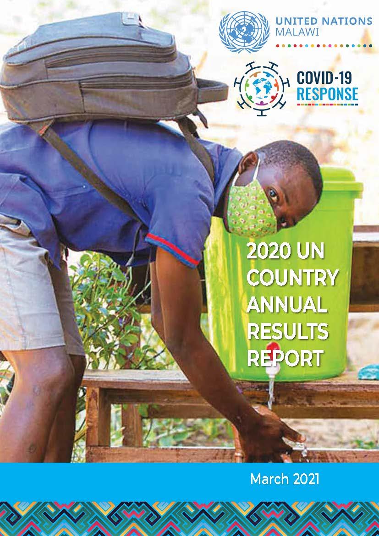 2020 Annual Report for UN Malawi - 16 April 2021