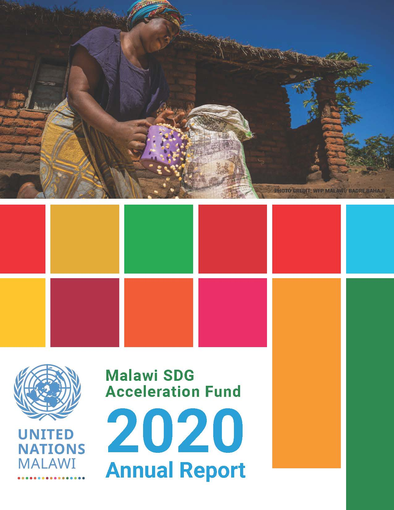 Malawi SDG Acceleration Fund 2020 Annual Report