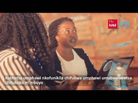 Fighting poverty through business support to young entrepreneurs in Malawi