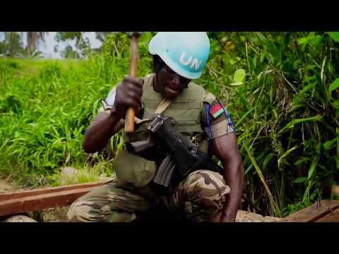 Service and sacrifice from Malawian peacekeepers