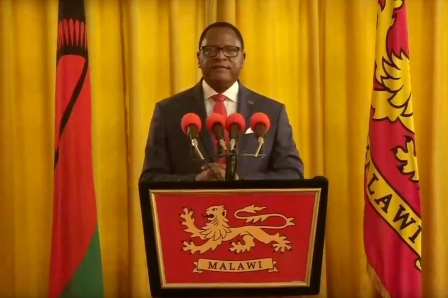 Malawi President Address at United Nations General Debate, 76th Session - UNGA